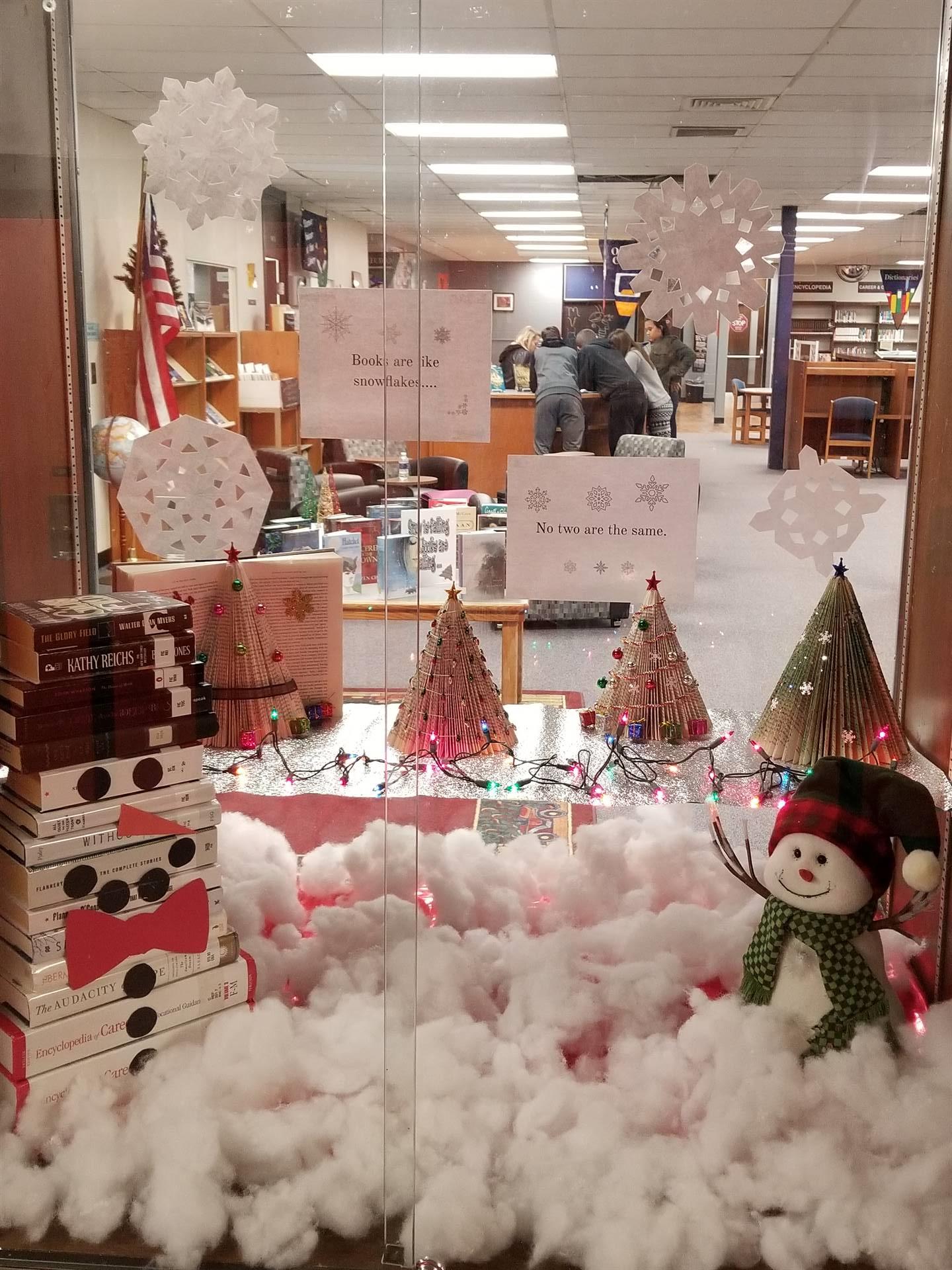 Mount Vernon High School Library