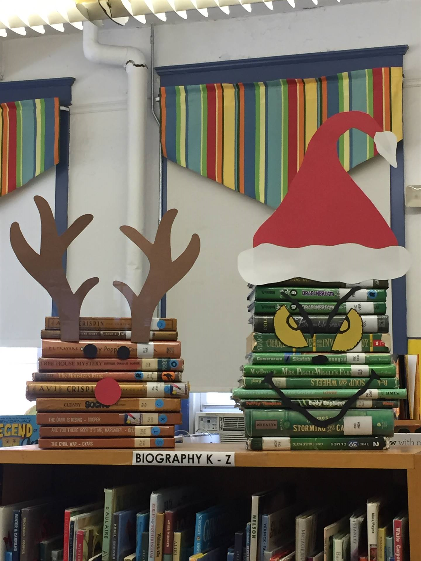 East Elementary Library