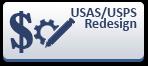 USAS/USPS Redesign
